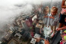 Sears Tower Ledge